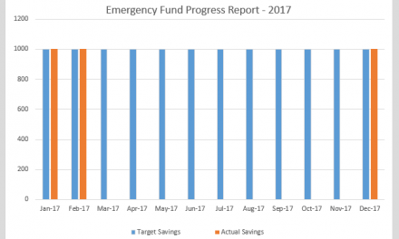 Monthly Financial Progress Report – February 2017