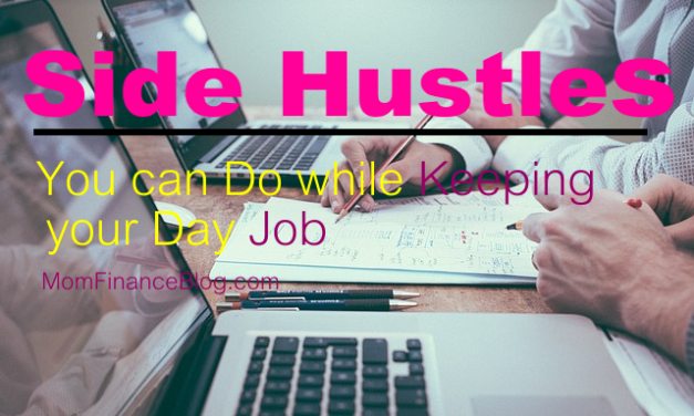 Side Hustles You Can Do While Keeping your Day Job