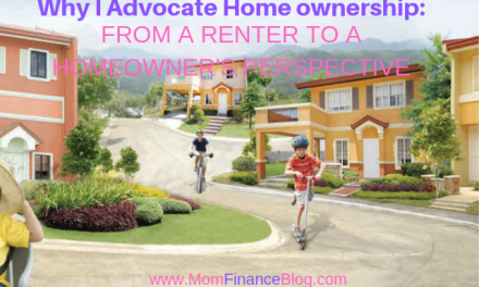 Why I Advocate Home Ownership: From a Renter to a Homeowner's Perspective