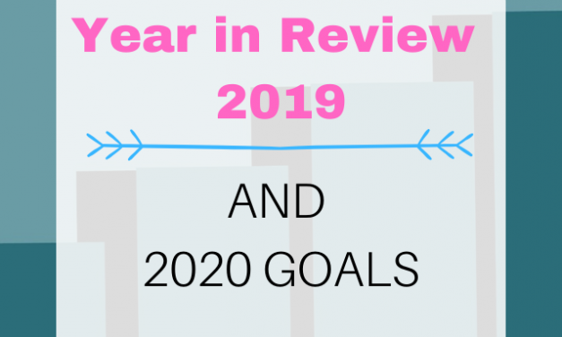 Year in Review 2019 and 2020 Goals